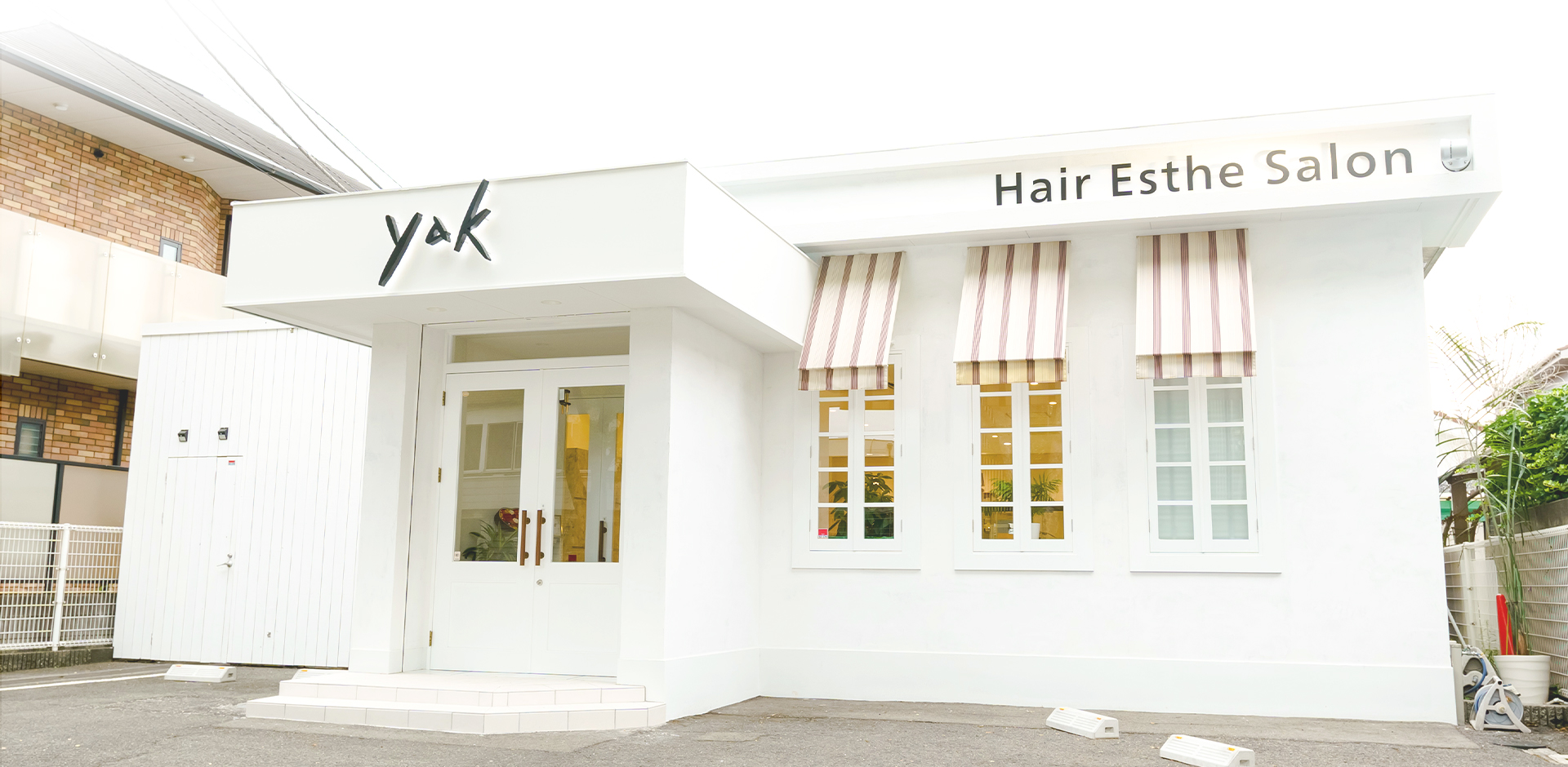 Hair Esthe Salon yak